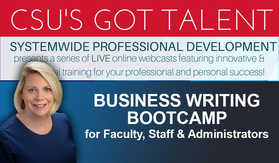 Business Writing Bootcamp