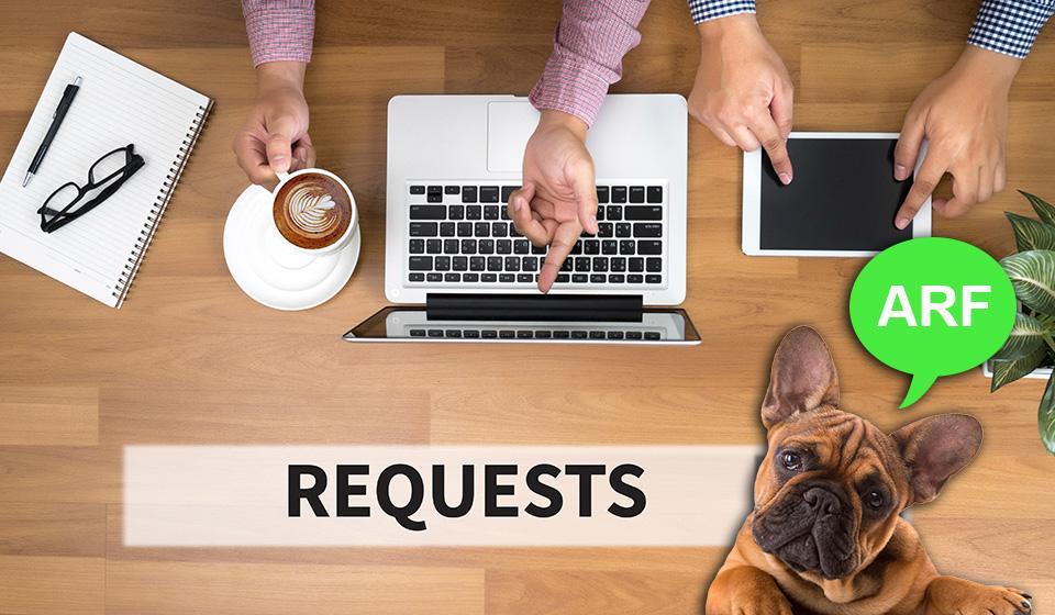 Request ARF