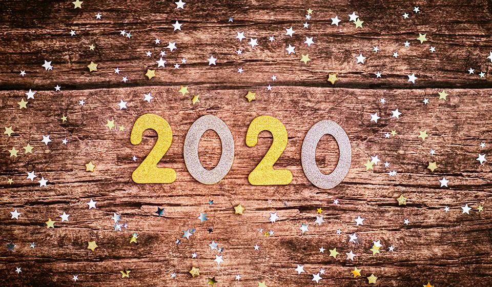 2020 New Year Picture
