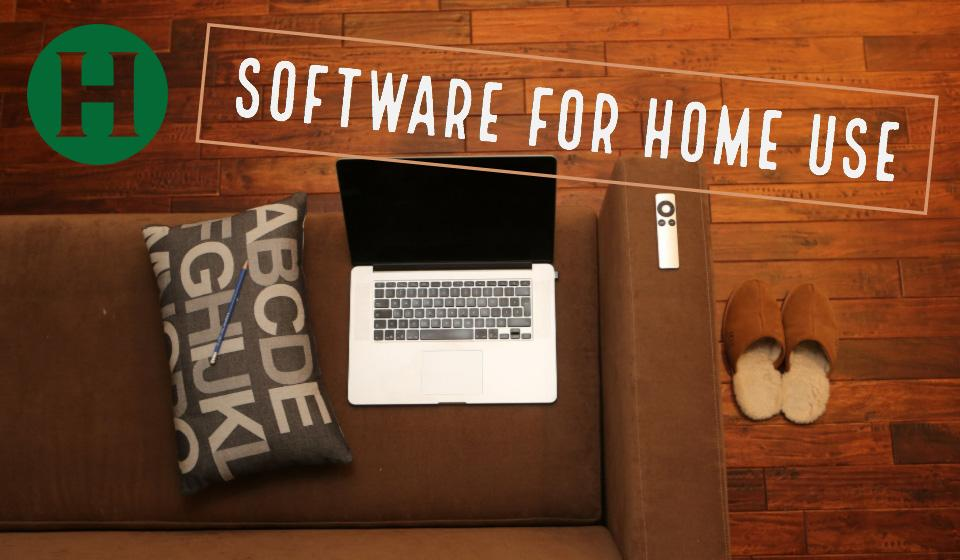 HSU Software for Home Use