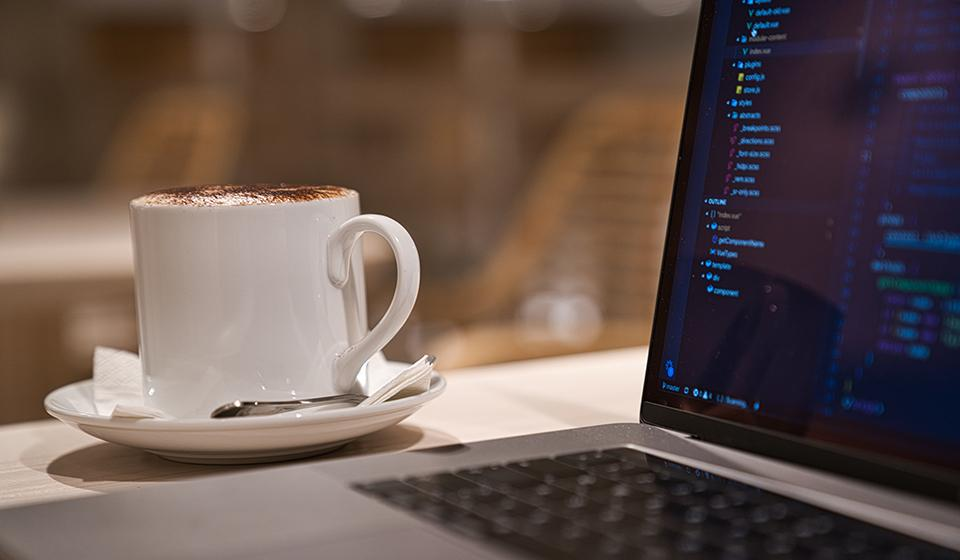 Remote Work Coffee