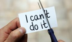 Resilience - I can't do it