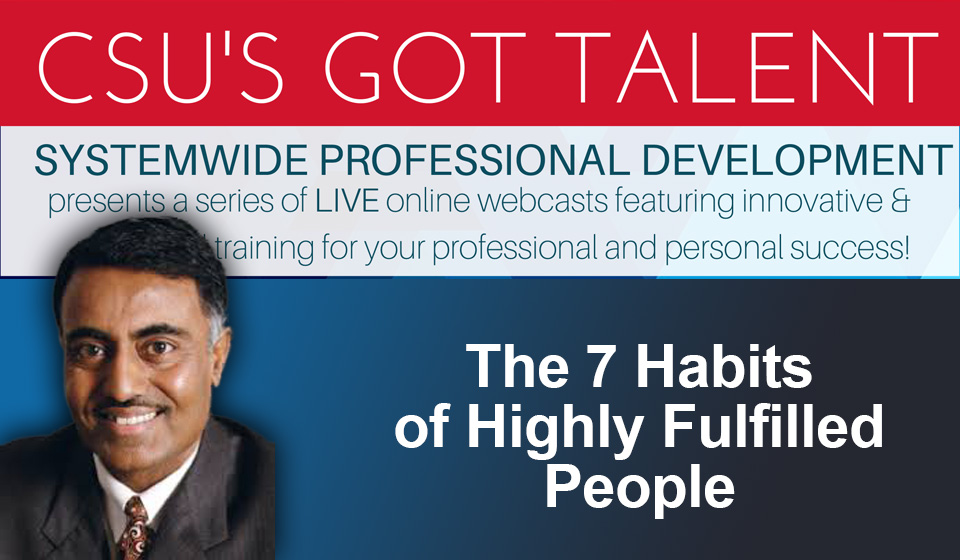 The 7 Habits of Highly Fulfilled People