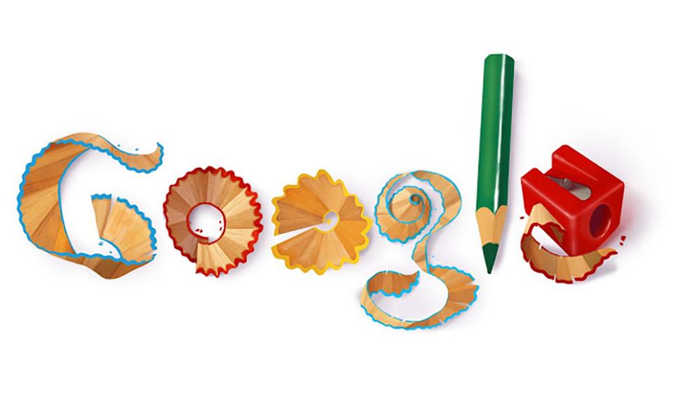 Google Fancy Logo