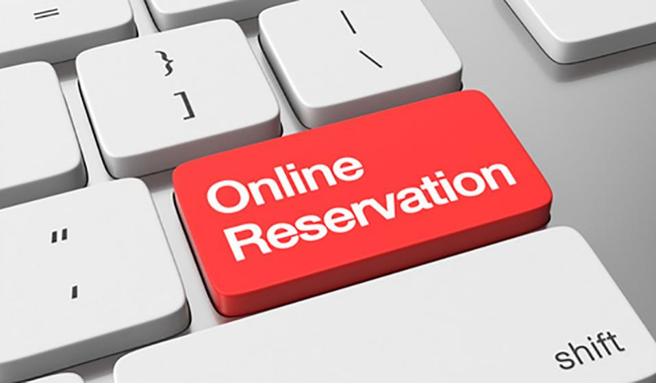 online reservation current state of technology There's a new go-to website to reserve campsites and tours at california state parks  in advance of the current  reservation with.